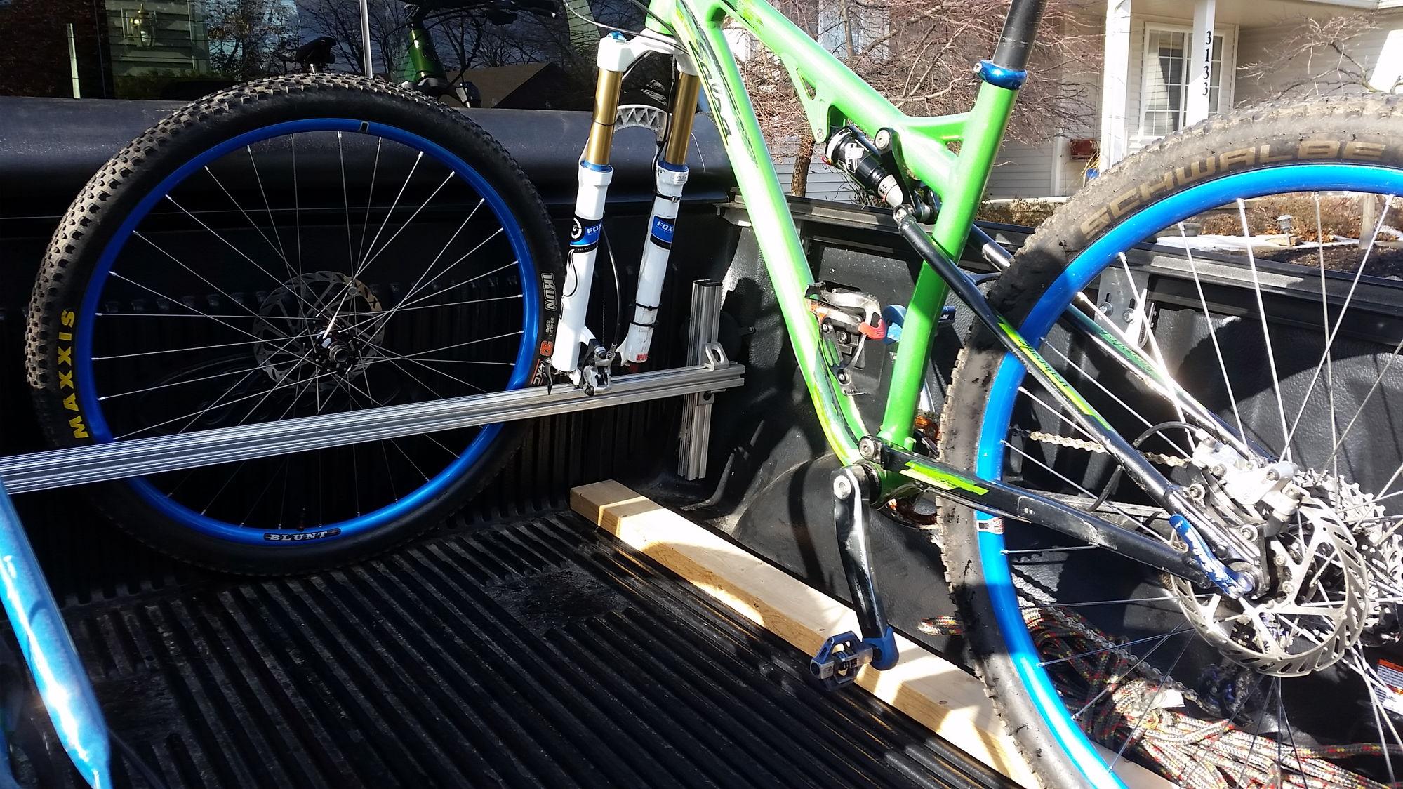Adjustable Bed Rack 80 20 Ford F150 Forum Community