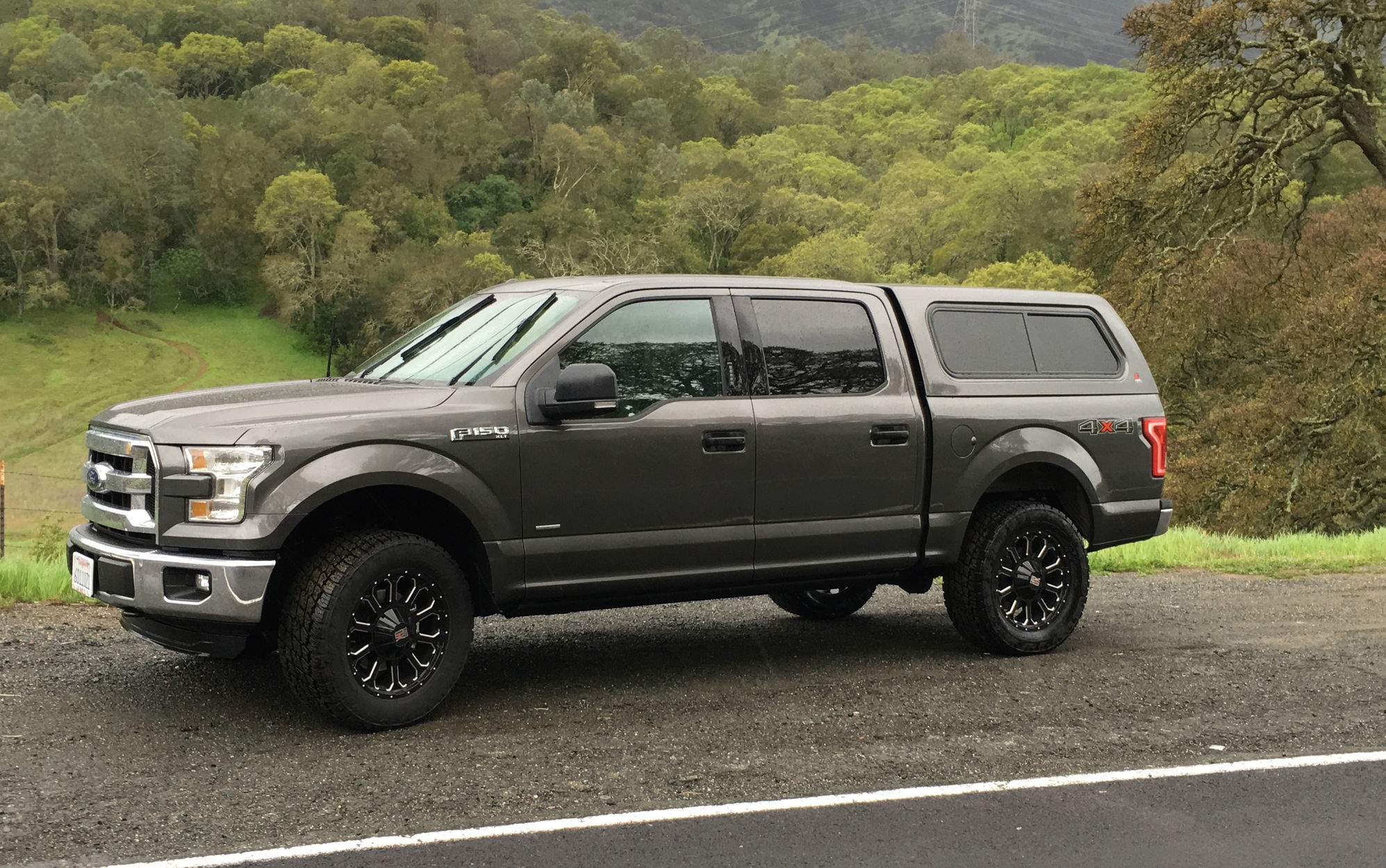 "2015 F150 Lifted >> New ReadyLift 2.25"" level kit - Page 2 - Ford F150 Forum ..."