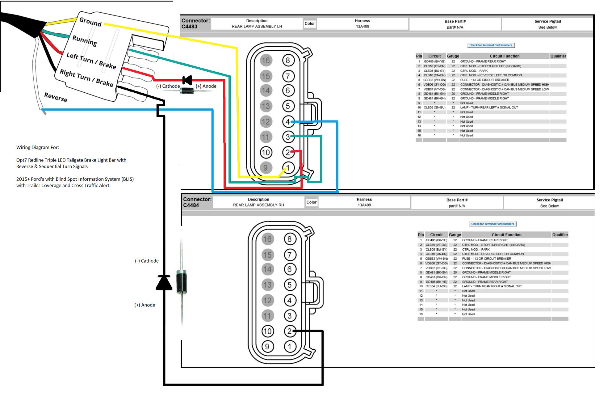Ford Gp Wiring Schematic