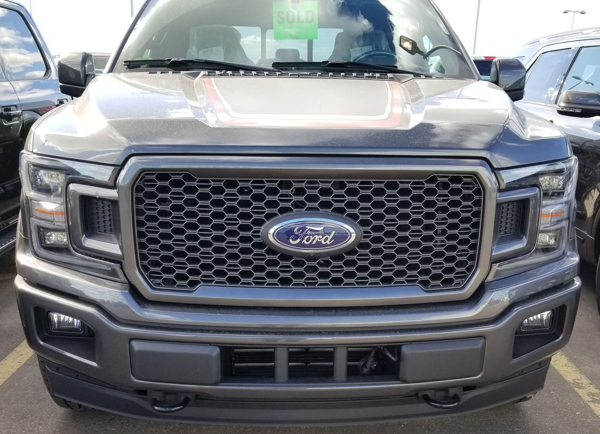 Official 2018 Grille Replacement Thread - Page 20 - Ford ...