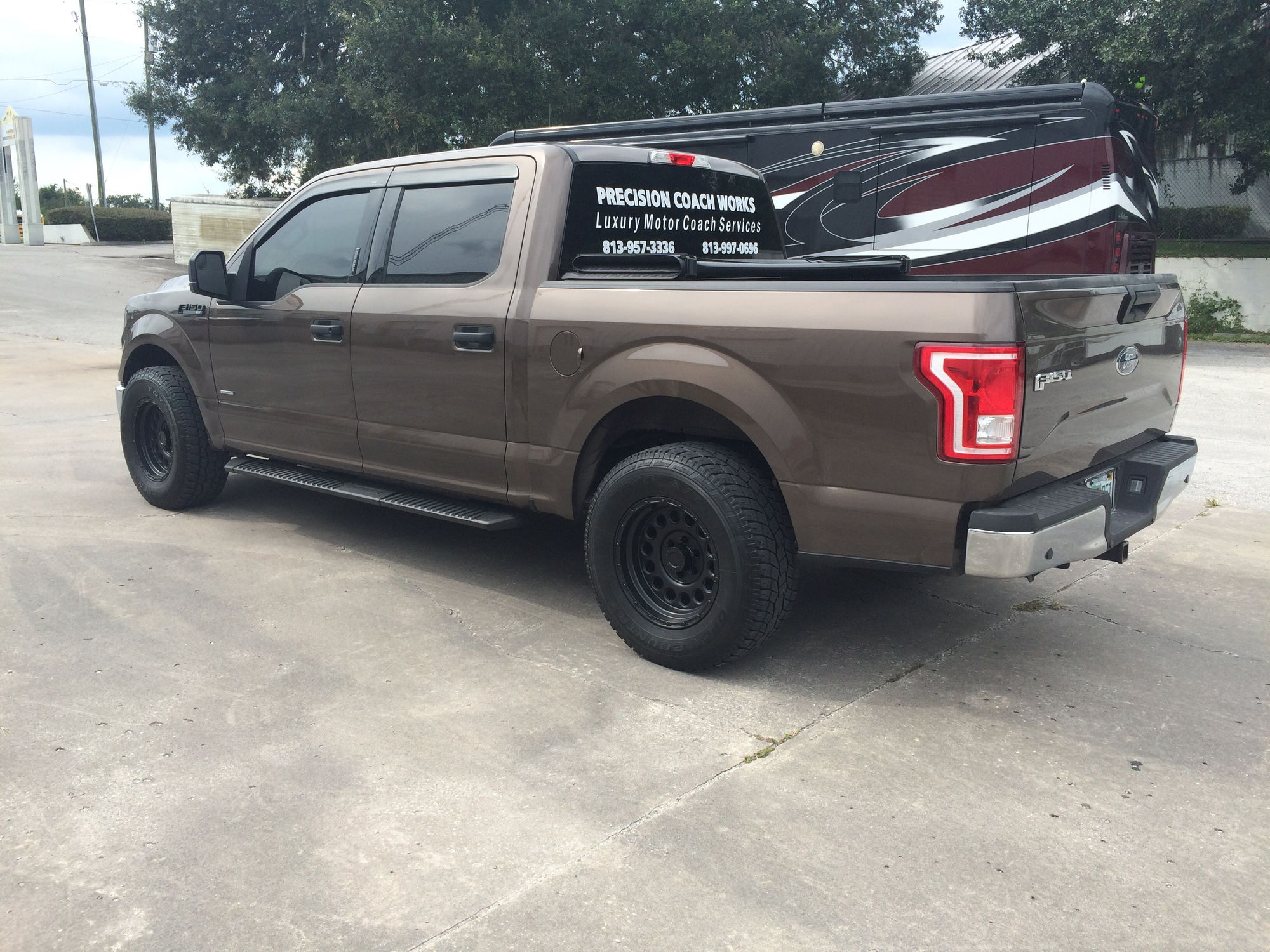 X4 Leveling Kit >> Post 2015+ XLT pictures ! - Page 2 - Ford F150 Forum ...