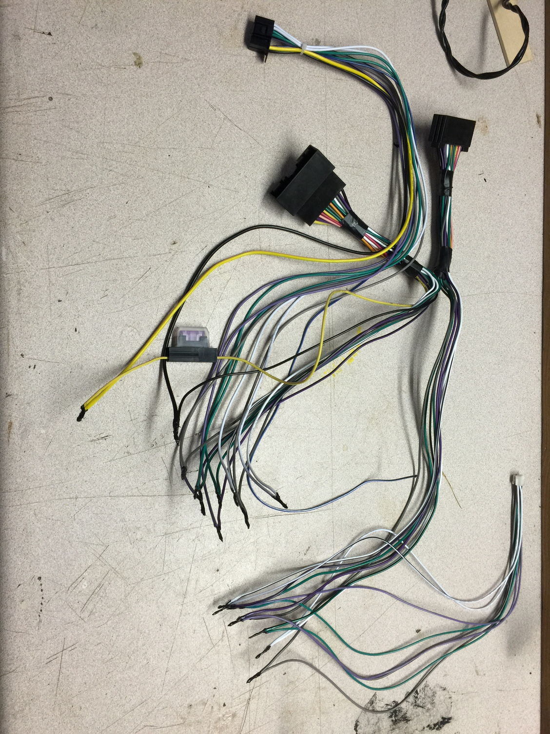 Wire harness for 2016 HU? - Ford F150 Forum - Community of Ford ...