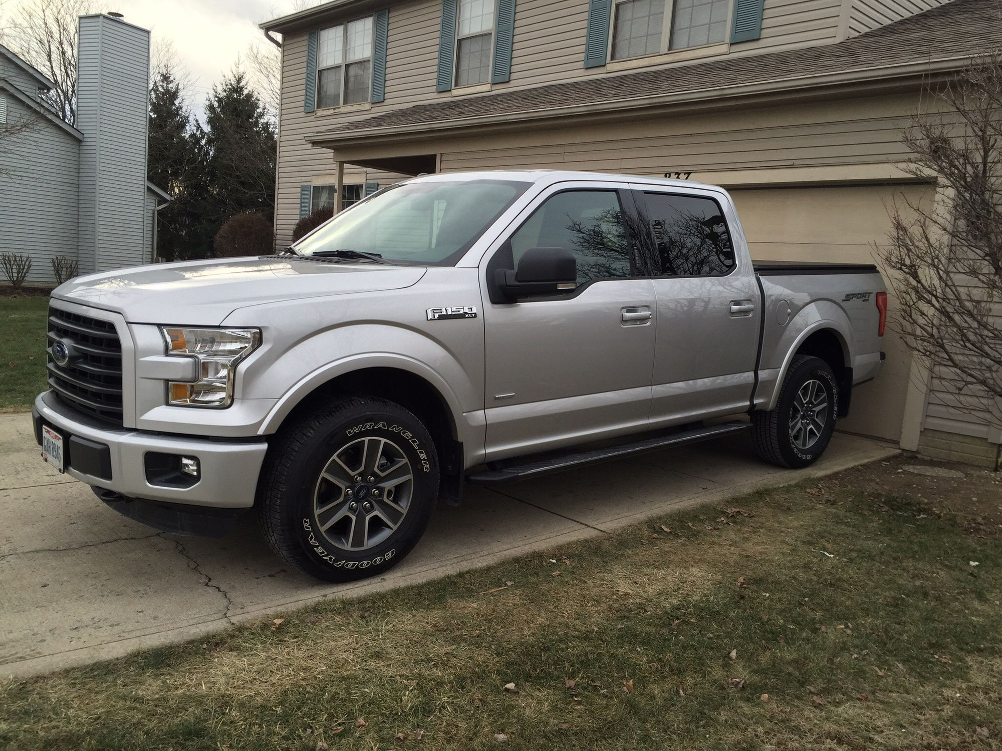 2016 F150 Tonneau Cover >> Let's see those Ingot Silver trucks - Page 6 - Ford F150 Forum - Community of Ford Truck Fans