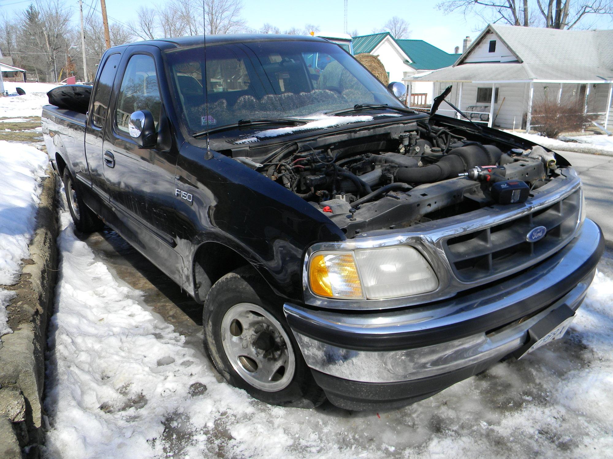 1997 ford f150 v6 engine