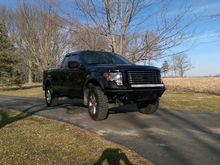 Updated truck