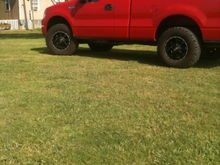 Tint and new rims!!!