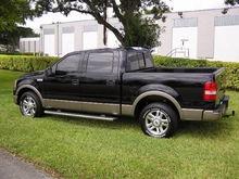 2004 F150 Lariat. Loaded, Black leather, 5.4 Triton V8