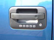 keypad handle