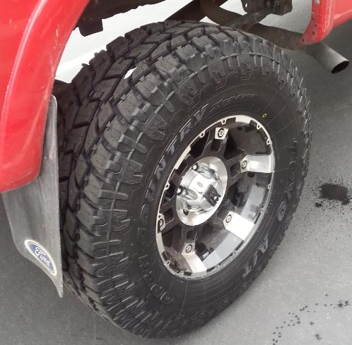 Most Aggressive All Terrain Tire Ford F150 Forum Community Of
