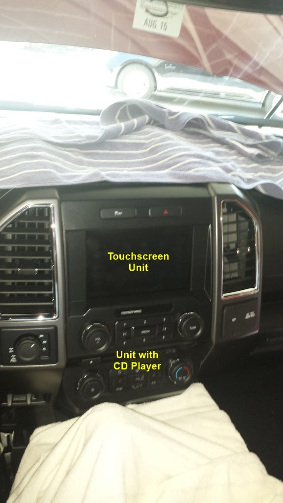 2015 F150 Xlt Screw Audio System Upgrade Log  Sync W  Nav