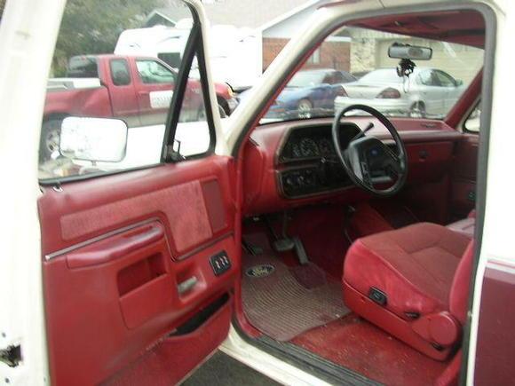 Interior Image  door inside