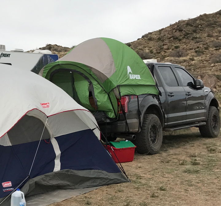 **edit** i also have bakflip mx4 tonneau & Truck Tents - Ford F150 Forum - Community of Ford Truck Fans