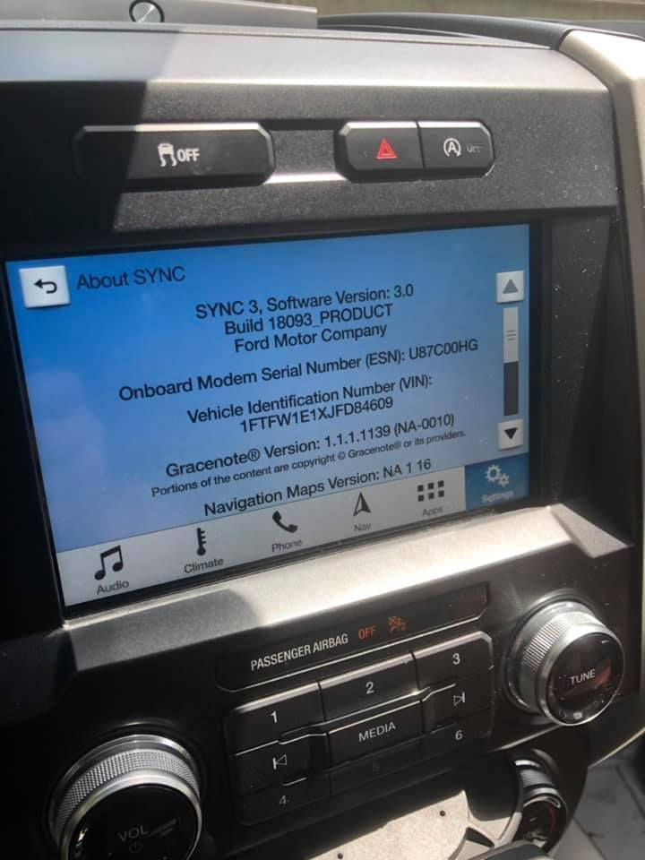 2018 F150 Sync Bluetooth Disconnects Then Reconnects Ford F150