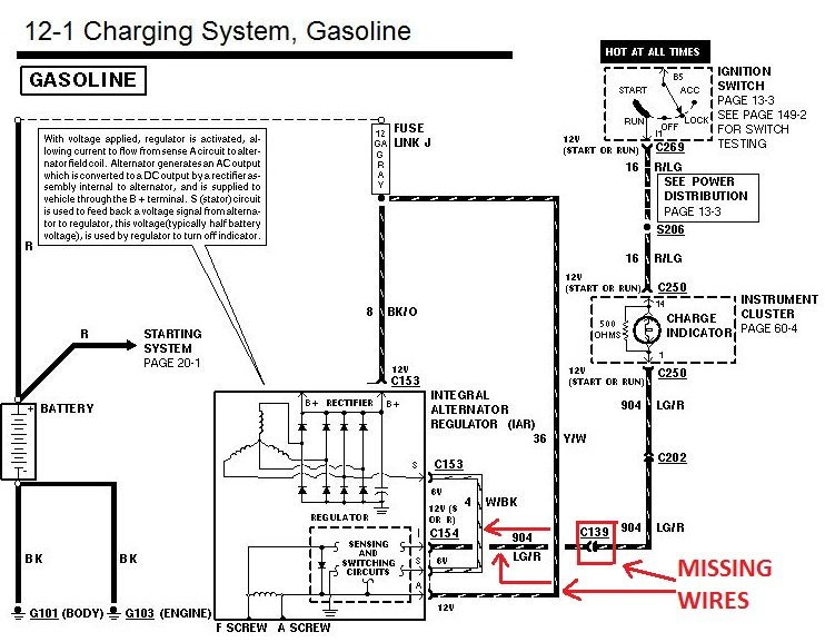 Alternator is not charging battery - Ford F150 Forum