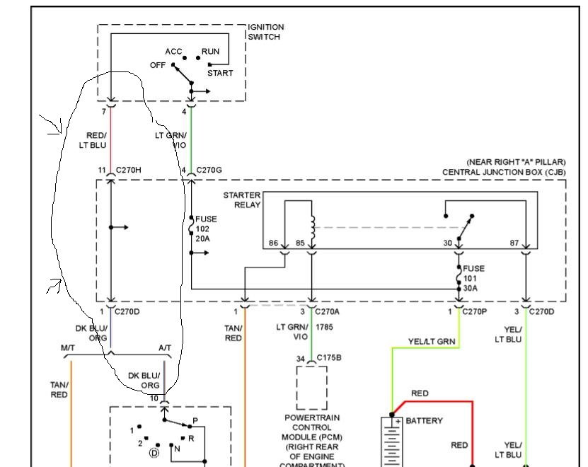 ford f 150 wiring schematic  center wiring diagram last