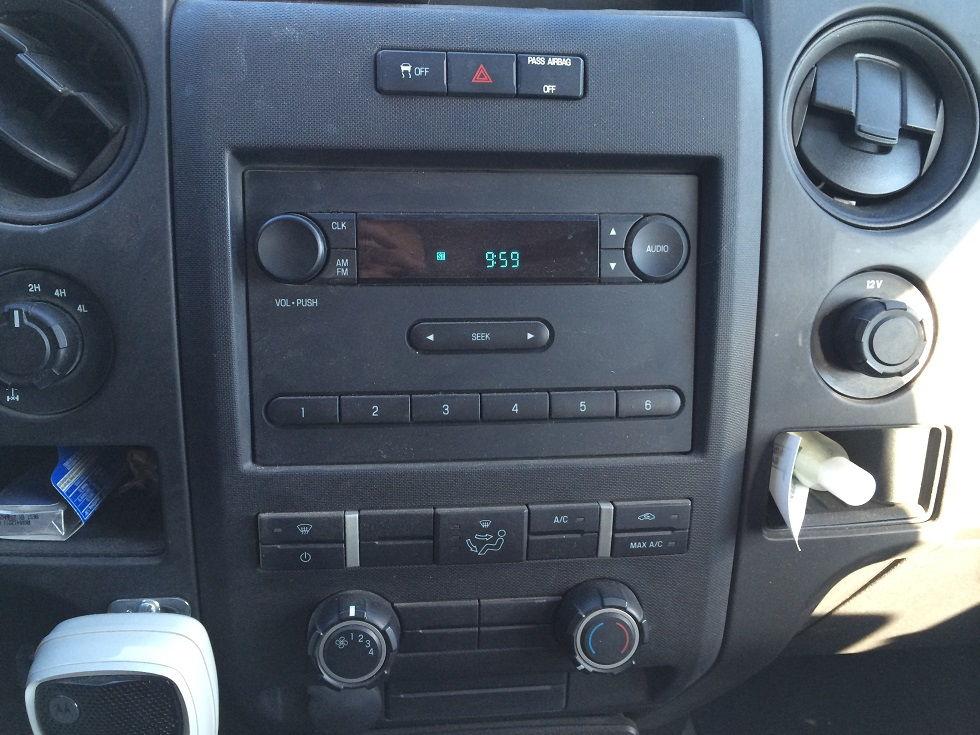 2013 F150 XL radio fitment - Ford F150 Forum - Community of Ford Truck Fans