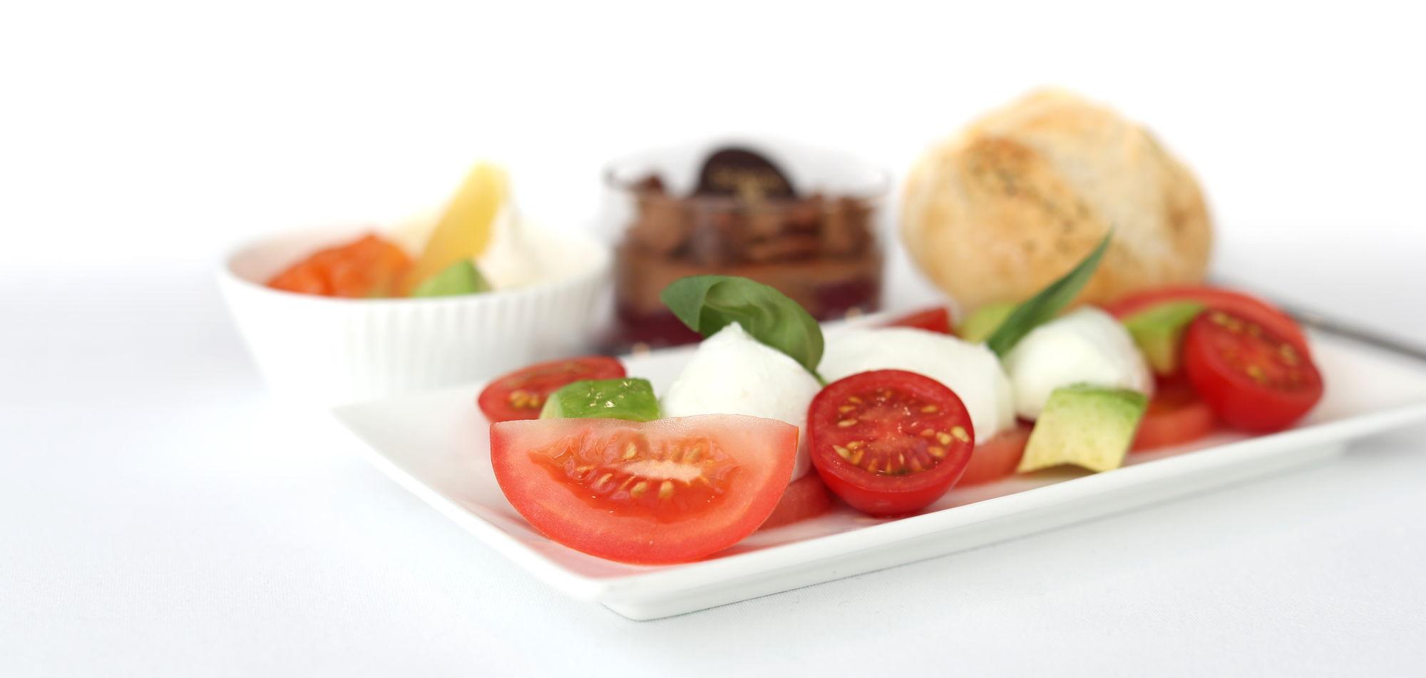 Club Europe catering | menus, reviews and photos - FlyerTalk