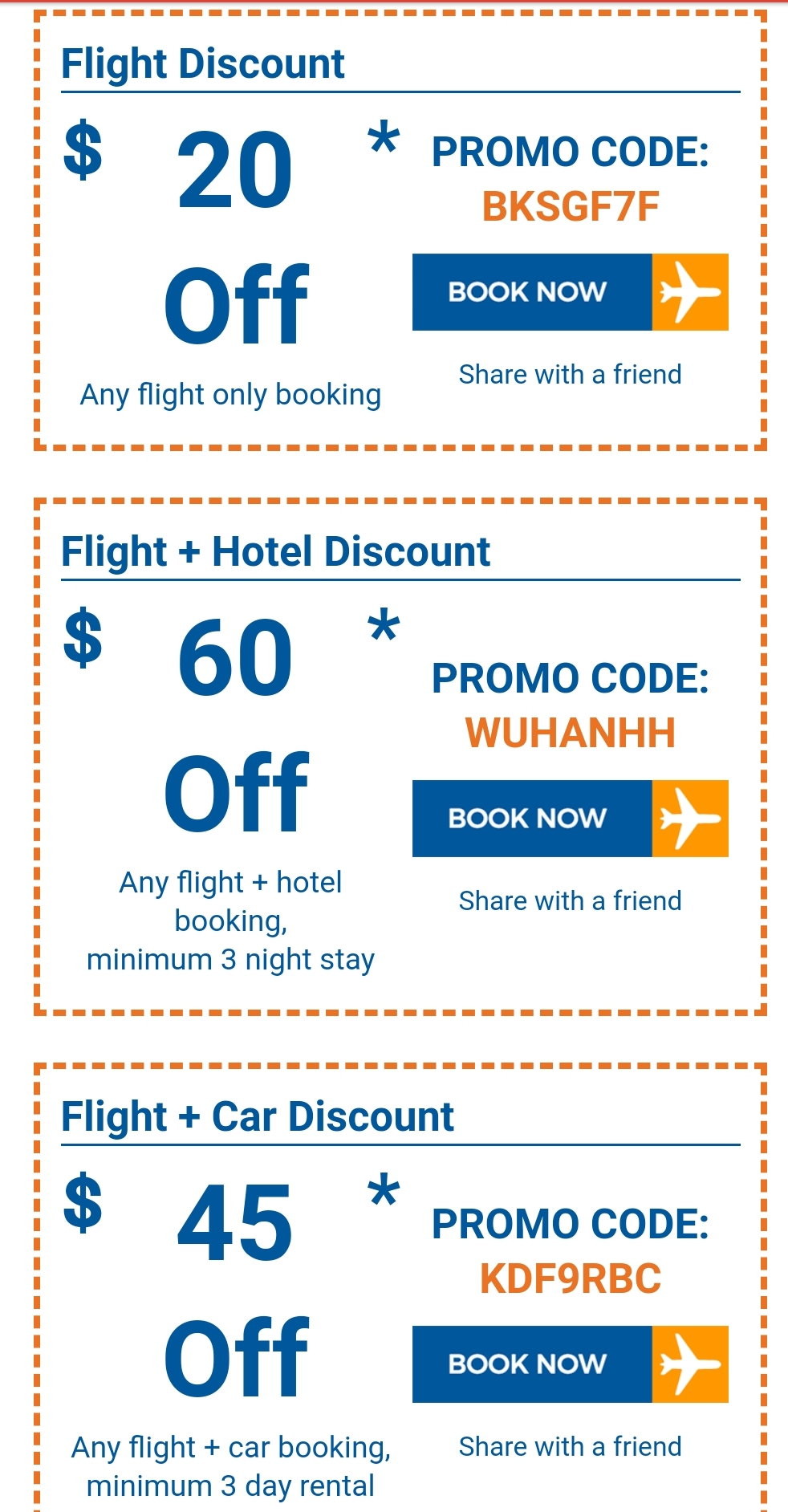Allegiant Air Free Promo Codes 20 Off Flyertalk Forums