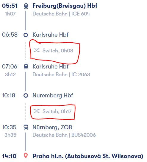 Rail travel itinerary question - Fodor's Travel Talk Forums