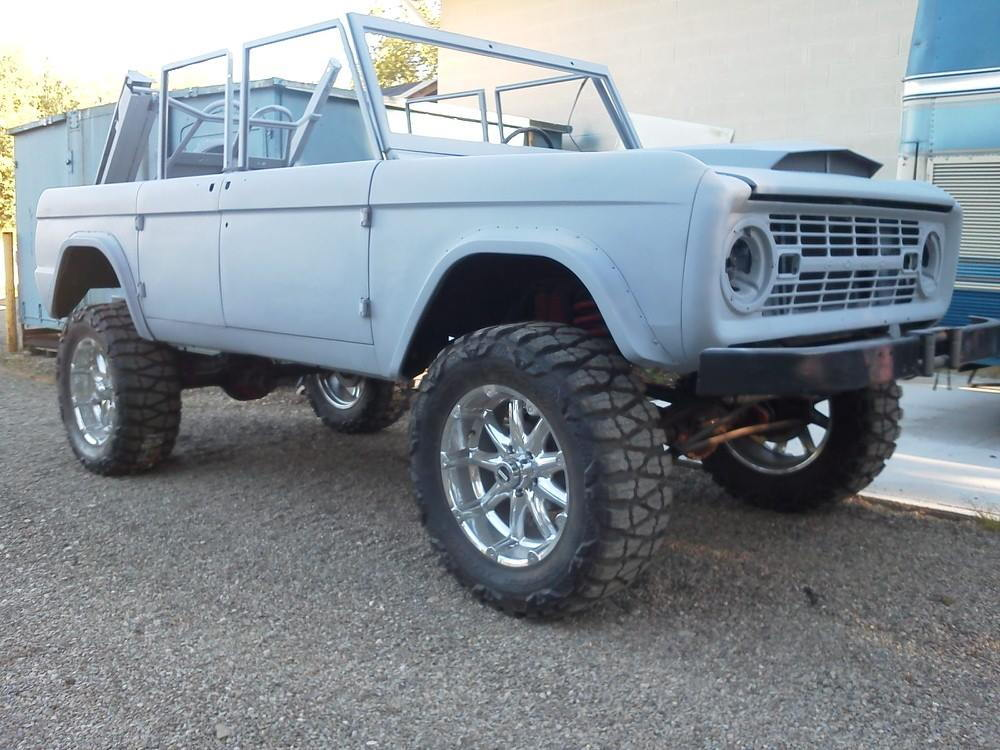 4 Door Early Bronco Ford Truck Enthusiasts Forums