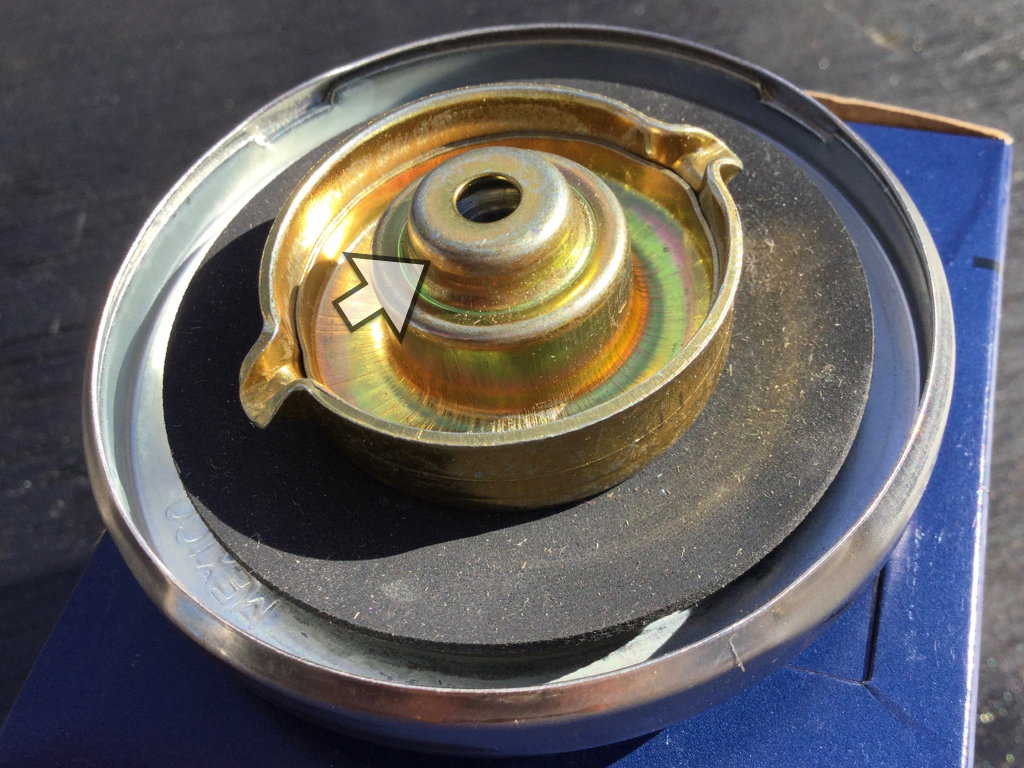 Vented Caps for non-Evap/Em Fuel Systems - Ford Truck Enthusiasts Forums