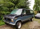 1989 Ford Club Wagon XLT