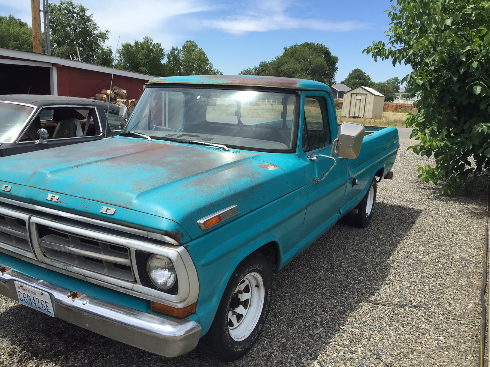 Ford Truck Enthusiasts >> 71 F100 Electrical Help Ford Truck Enthusiasts Forums