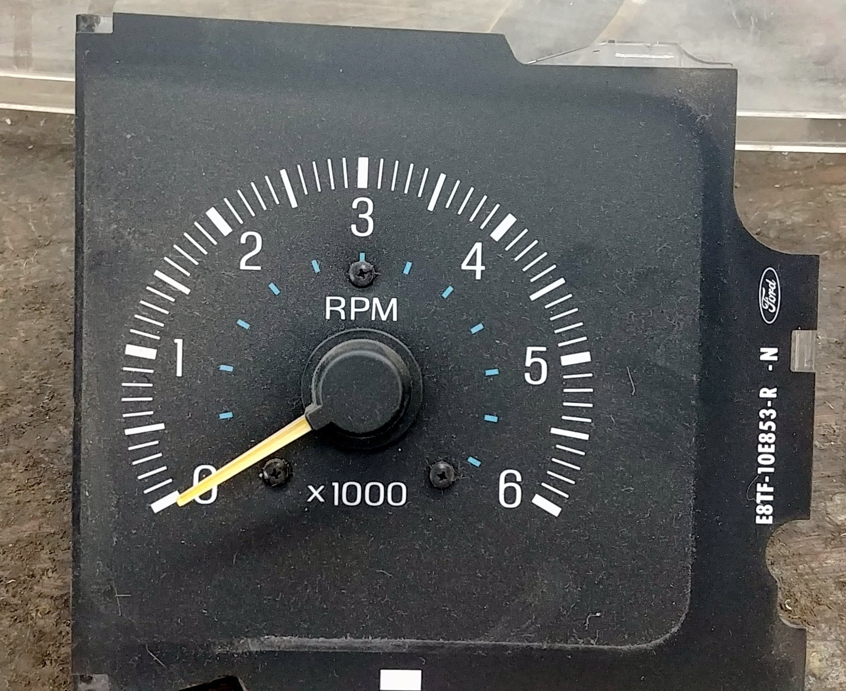 1988 Tach Wiring Question For Re-purposing
