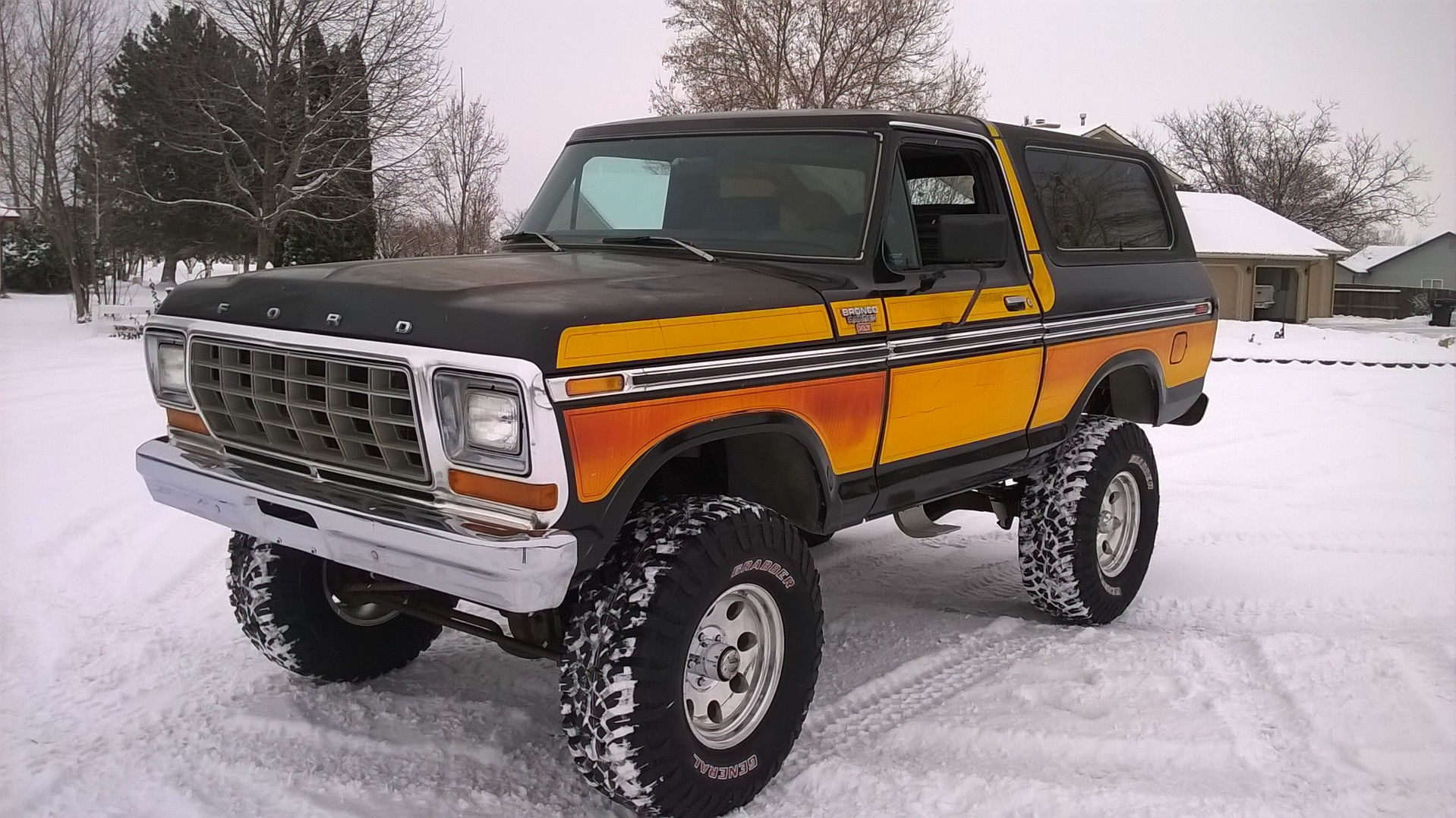 Bought a 79 Bronco - Ford Truck Enthusiasts Forums