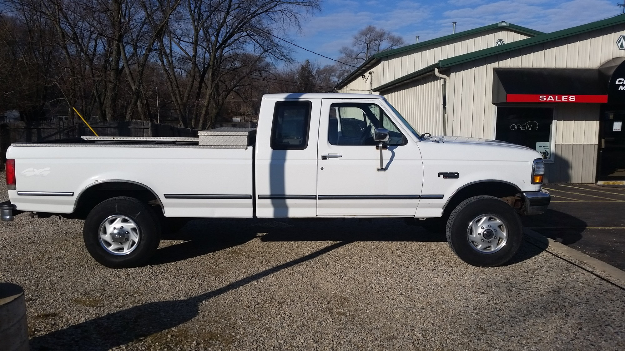 1995 f250 rim question - Ford Truck Enthusiasts Forums