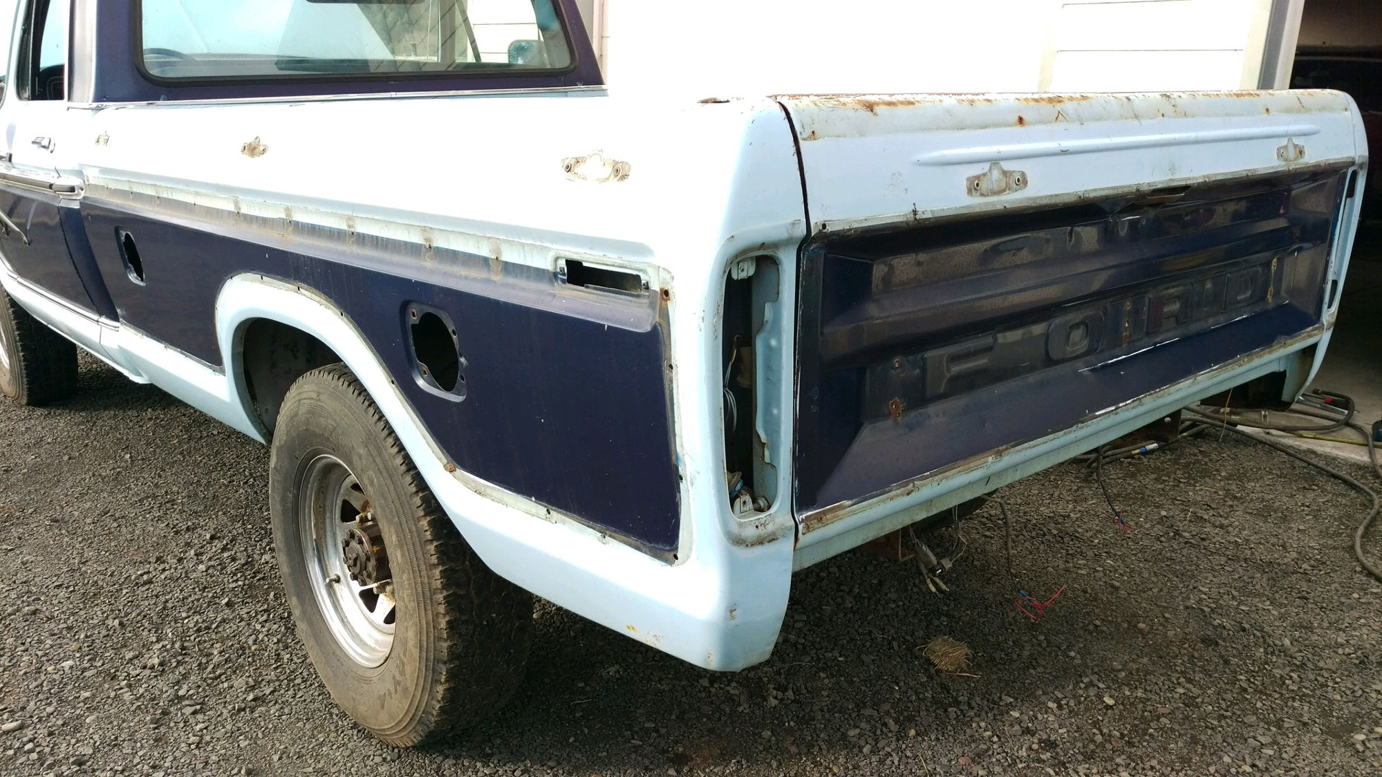79 76 F250 Build Ford Truck Enthusiasts Forums