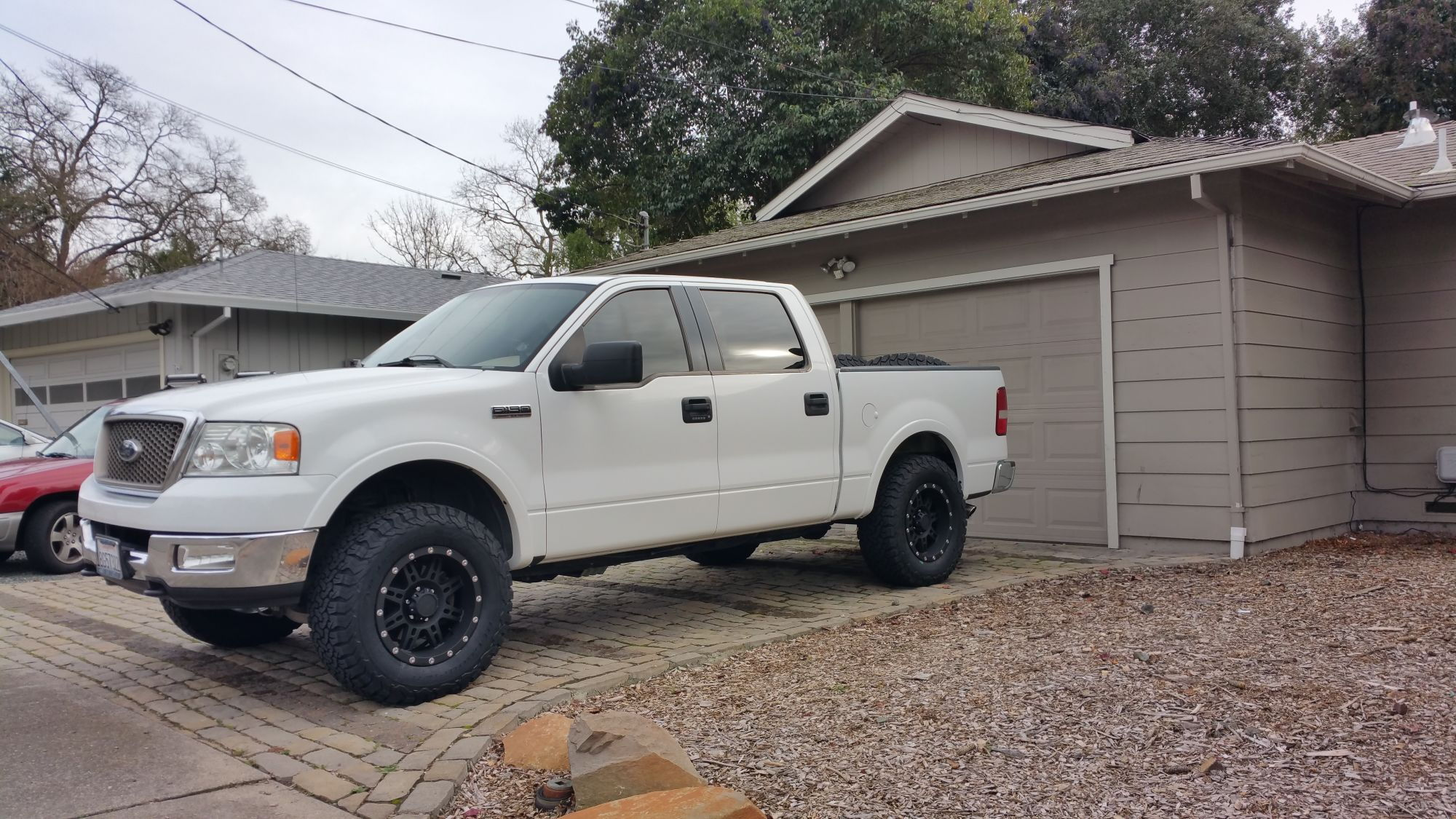 Honestly love the truck and the more i ve done to make it feel like it s mine i love it even more the interior is amazing and it s perfect for my two