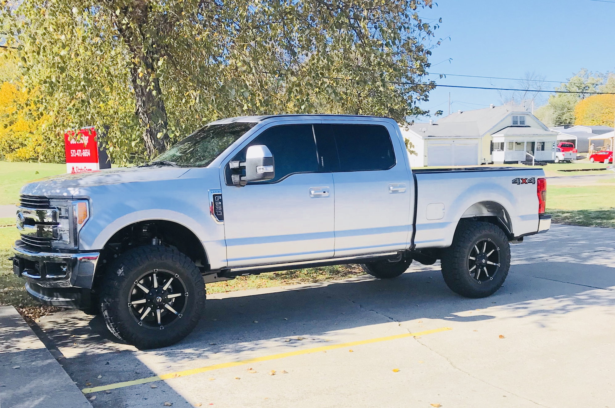 f150 inch kit leveling ford trucks truck