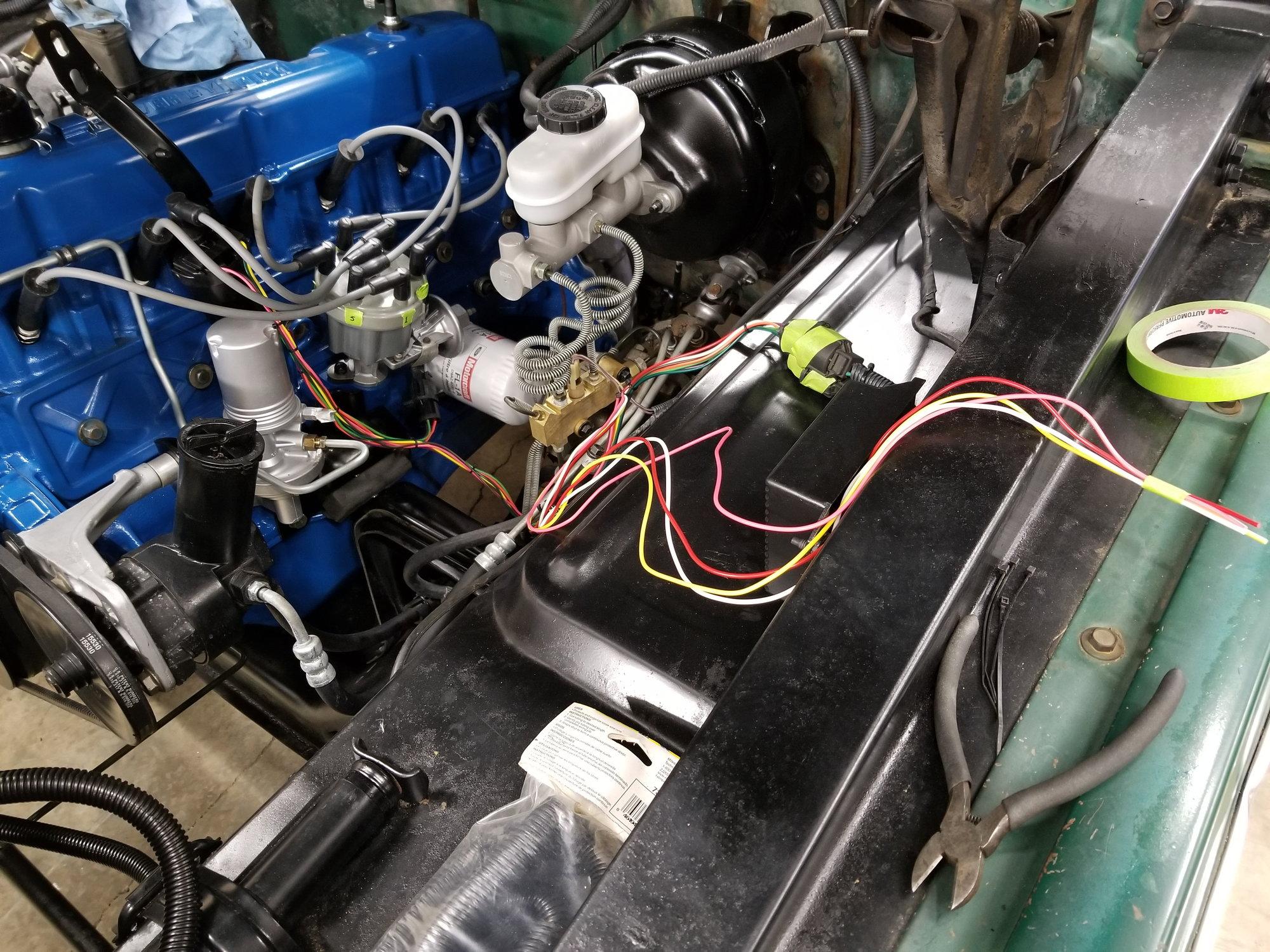 Video Of My Vacuum Guage Test 1972 F100 L6 240