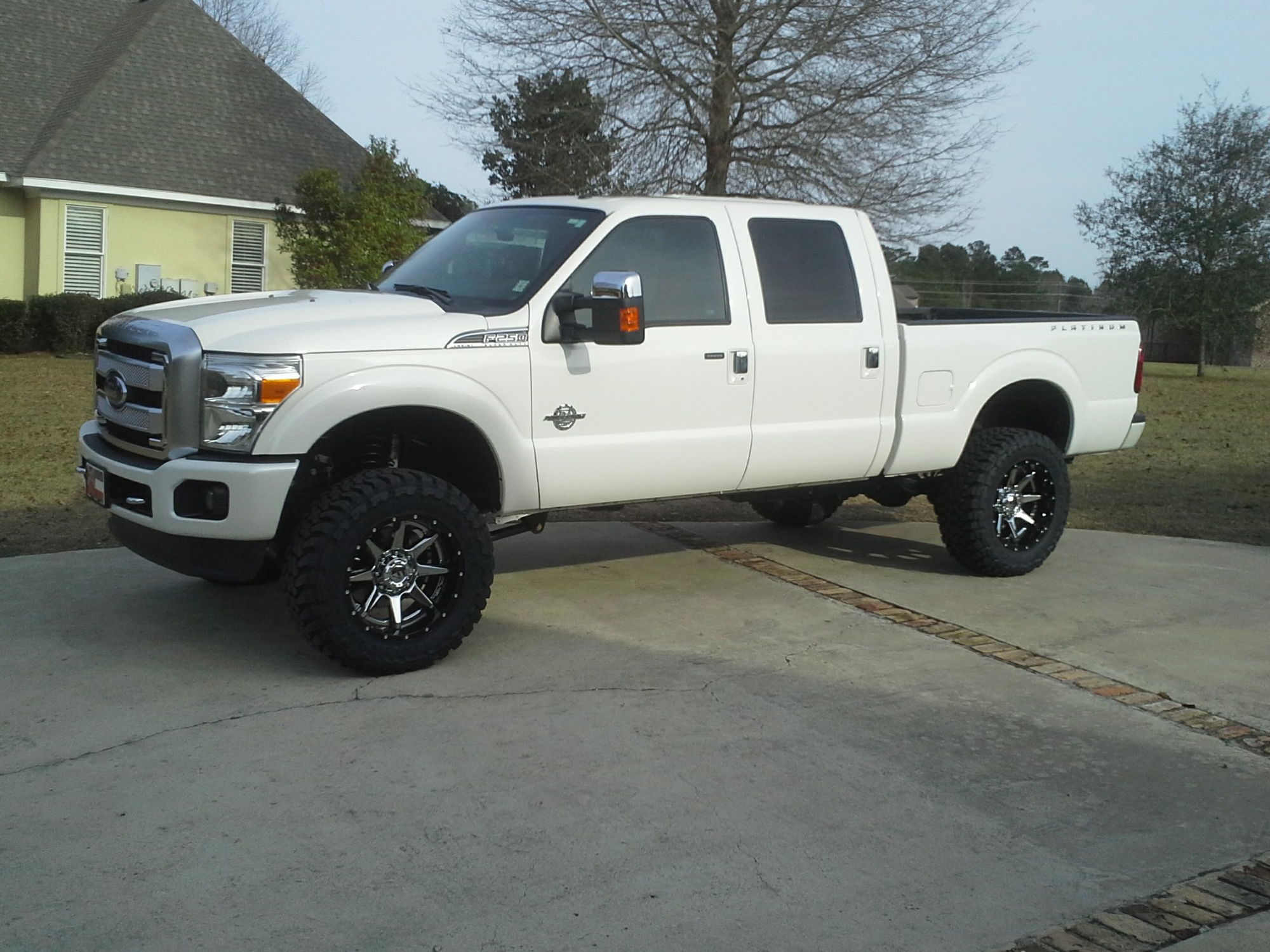 Need Lift Tire Guidance Ford Truck Enthusiasts Forums