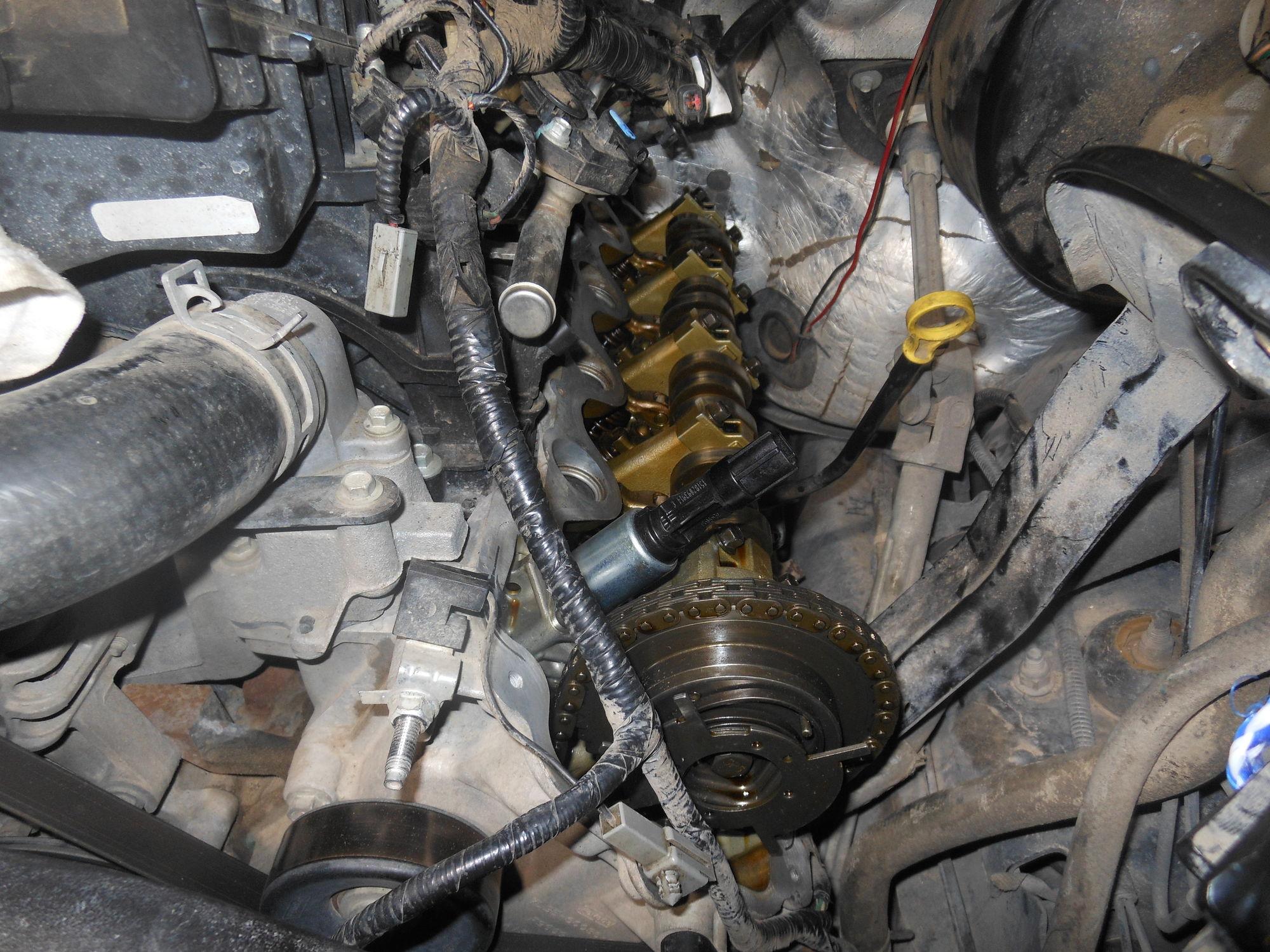2007 Ford F150 Lariat 5 4l Triton Misfire Issues 116 000