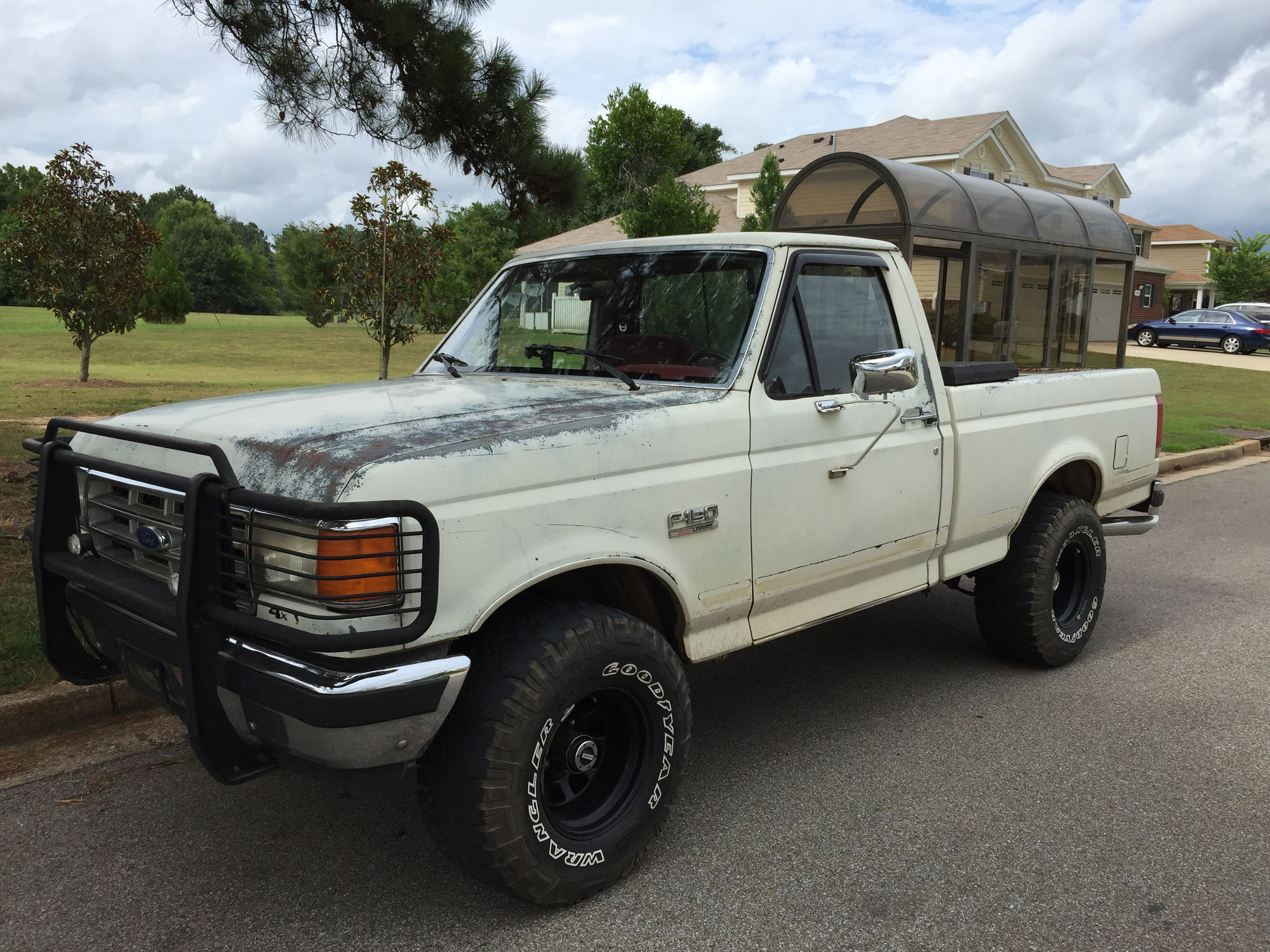 1988 f 150 4x4 ford truck enthusiasts forums. Black Bedroom Furniture Sets. Home Design Ideas