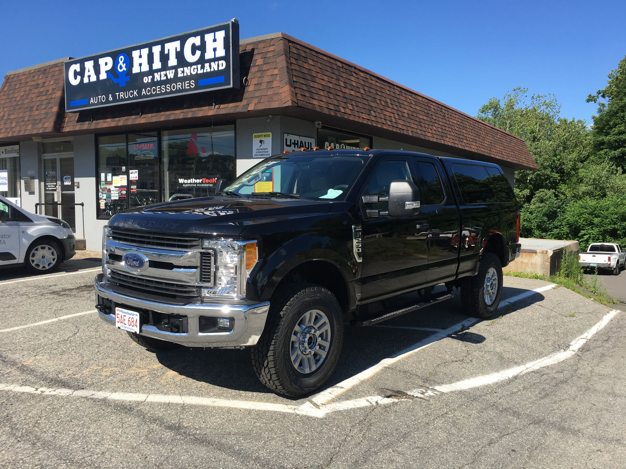 2017 Super Duty Truck Caps Ford Truck Enthusiasts Forums
