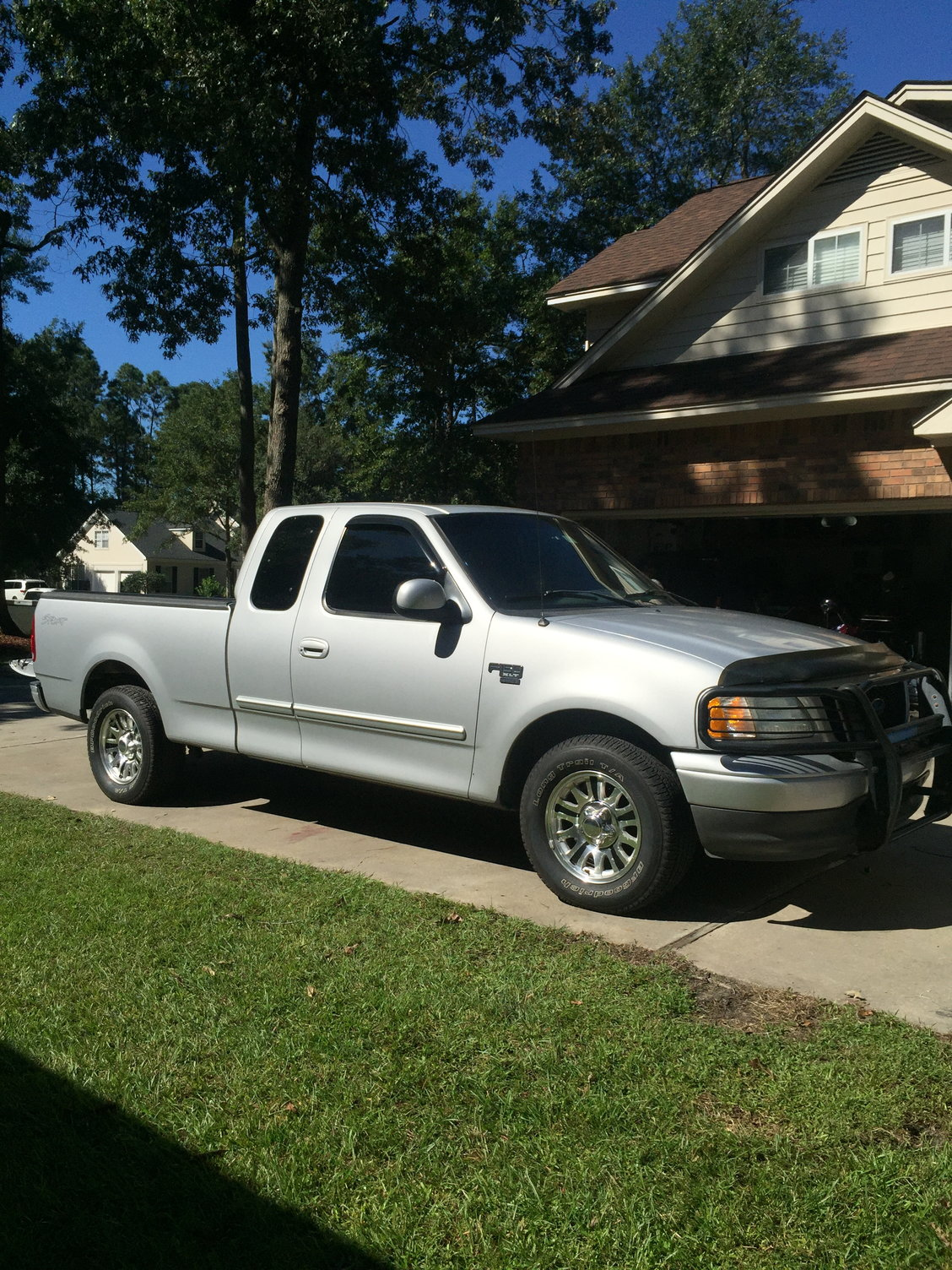 5 4 surging/rough idle - Ford Truck Enthusiasts Forums