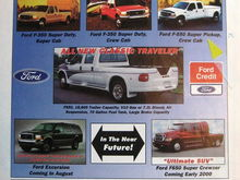 F-550 Pickups and Haulers