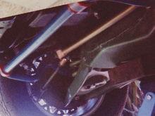 77 HX Holden Panel van
