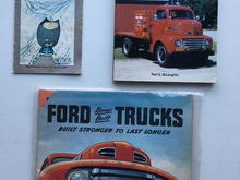 1949 Ford F5 Long-Bed Stake-Truck Dually