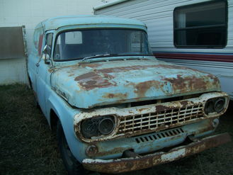 1958 F100 Panel Truck Ford Truck Enthusiasts Forums