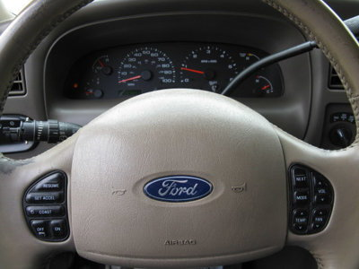How To Remove He Steering Wheel Controls Ford Truck Enthusiasts Forums