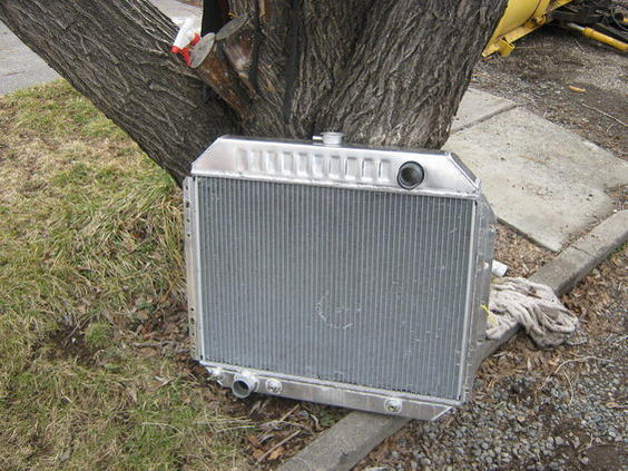 Best replacement radiator? - Ford Truck Enthusiasts Forums