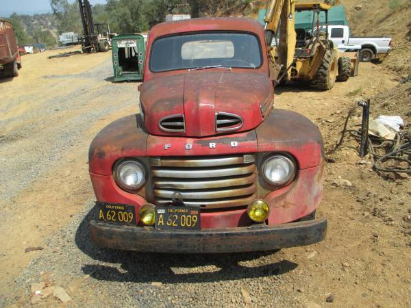 Modesto California Craigslist 1948 F4 For Sale Ford Truck Enthusiasts Forums
