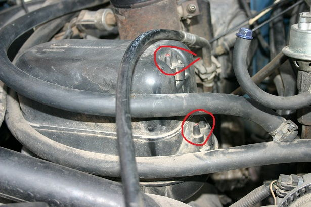 Need Pictures Of Engine Bay  Emissions Diagram 1993 F250 Gas