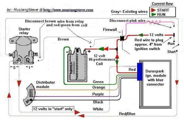 Duraspark Red Wire - Board Wiring Diagrams