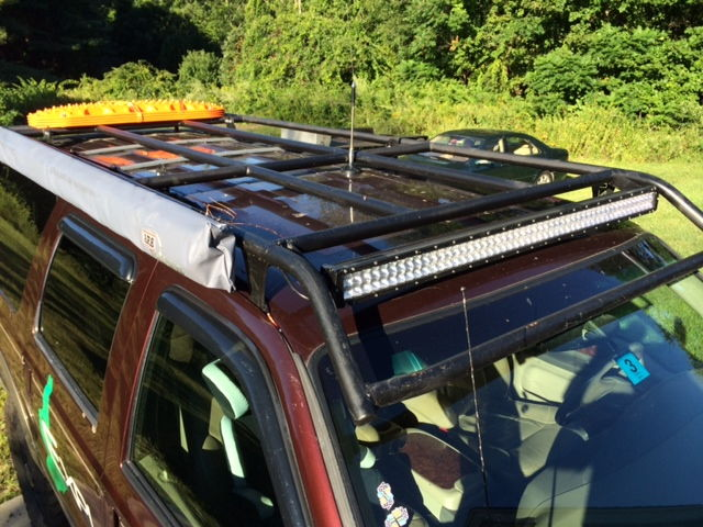 Excursion Roof Rack Modifications Page 8 Ford Truck