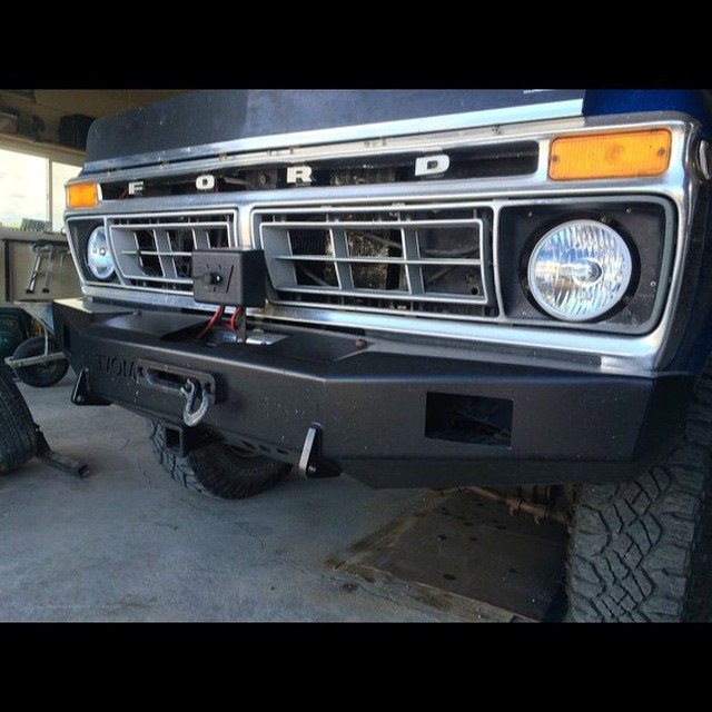 Anyone use Move Bumpers? - Ford Truck Enthusiasts Forums